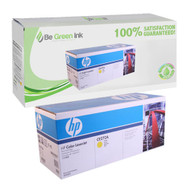 HP CE272A OEM Yellow Toner Cartridge BGI Eco Series Compatible