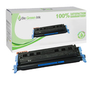 HP Q6001A (HP 124A) Cyan Laser Toner Cartridge BGI Eco Series Compatible