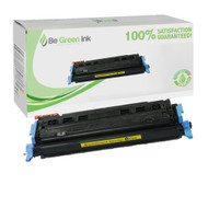 HP Q6002A (HP 124A) Yellow Laser Toner Cartridge BGI Eco Series Compatible