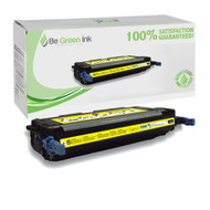 HP Q7562A (HP 314A) Yellow Laser Toner Cartridge BGI Eco Series Compatible