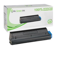 Okidata 43979101 Black Laser Toner Cartridge BGI Eco Series Compatible