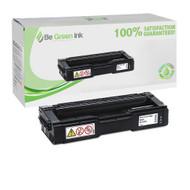 Ricoh 406475 Black Toner Cartridge BGI Eco Series Compatible