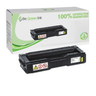 Ricoh 406478 Yellow Toner Cartridge BGI Eco Series Compatible