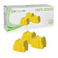 Xerox 108R00671 3 Yellow Solid Ink Sticks BGI Eco Series Compatible