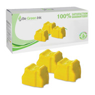 Xerox 108R00725 3 Yellow Ink Sticks BGI Eco Series Compatible