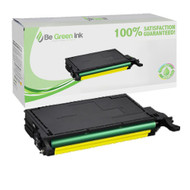 Samsung CLP-770, CLP-770ND, CLT-Y609S Yellow Toner BGI Eco Series Compatible