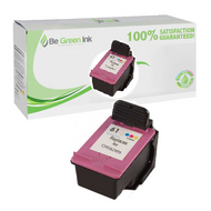 HP CH562WN (HP 61 Color) Remanufactured Color Ink Cartridge BGI Eco Series Compatible