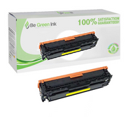 HP CF412X (HP 410X) High Yield Yellow Toner Cartridge BGI Eco Series Compatible