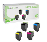 Lexmark CS310n Toner Cartridge Savings Pack BGI Eco Series Compatible