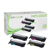 Samsung Xpress C430 Savings Pack (C,M,Y,K) Toner BGI Eco Series Compatible