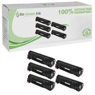 HP CF230X (HP 30X) 5pk Toner Cartridge Compatible Saving Pack
