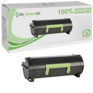 Lexmark 50F1H00,501H Black High Yield Toner  BGI Eco Series Compliant