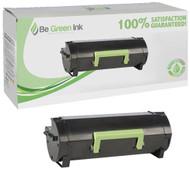 Lexmark 50F1H00,501H Black High Yield Toner  BGI Eco Series Compliant