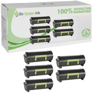 Lexmark 50F1X00,501X Toner Extra High Yield 5 Pack Savings Compliant