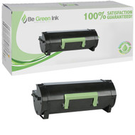 Lexmark 60F1X00,601X Black Extra High Yield Toner  BGI Eco Series Compliant