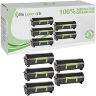 Lexmark 52D1H00,521H Toner High Yield 5 Pack Savings Compliant