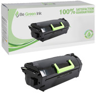 Lexmark 62D1H00,621H Black High Yield Toner  BGI Eco Series Compliant