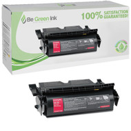 Lexmark 12A6735 Black High Yield Toner  BGI Eco Series Compliant