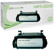 Lexmark 12A5745 Black High Yield Toner  BGI Eco Series Compliant