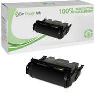 Lexmark T650A11A,T650H21A Black High Yield Toner  BGI Eco Series Compliant