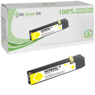HP 980,D8J09A Yellow Cartridge High Yield BGI Eco Series Compatible