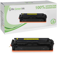 HP (204A,CF510A)Yellow Cartridge High Yield BGI Eco Series Compatible