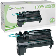 Lexmark X792X1CG Cyan Toner Cartridge BGI Eco Series Compliant