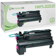 Lexmark X792X1MG Magenta Toner Cartridge BGI Eco Series Compliant