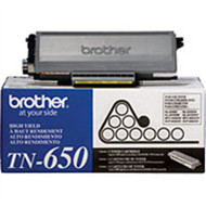 Brother DCP-8080, MFC- 8370 TN-650 Black Toner Cartridge Original Genuine