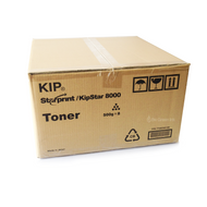 KIP 8000 Z708090140 Toner (bx/8) Original Genuine (Z708090140)