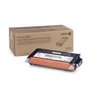 Xerox Phaser 6280 106R1392 Cyan Toner Cartridge Original Genuine