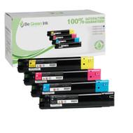 Xerox Phaser 6700 106R01507, 106R01508, 106R01509, 106R01510 Hi-Yield (B 18K; C,M,Y 12K) 4-Pack Toner BGI Eco Series