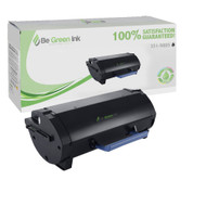 Dell B2360 B3460 B3465 331-9805 Hi-Yield (8.5K) Black Toner BGI Eco Series