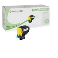 Konica Minolta MagiColor 4750DN A0X5230 Hi-Yield (6K) Yellow Toner BGI Eco Series
