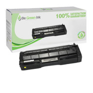 Ricoh Aficio SP-C220 C221 406049 Hi-Yield (2K) Yellow Toner BGI Eco Series