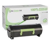 Lexmark MS510 MS610 50F1U00 Ultra Hi-Yield (20K) Black Toner BGI Eco Series