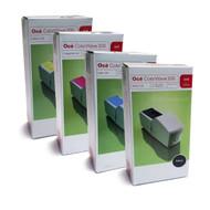 OCE ColorWave 300 1060091360, 1060091361, 1060091362, 1060091363 Hi-Yield (400ml) 4-Pack Ink Cartridges Original Genuine