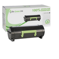 Lexmark MX710 MX810 62D1H00 Hi-yield (25K) Black Toner BGI Eco Series
