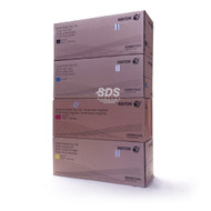 Xerox iGen4  Hi-Yield (90K) B,C,M,Y Matte Dry 4 Pack Toner Original Genuine