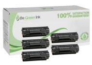 HP CE285A Set of 5 Compatible Cartridges ($13.98 each)