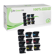 Brother LC103 Ink Cartridge 10 Pack Savings Pack BGI Eco Series Compatible