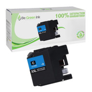 Brother LC105C Super High Yield Cyan Ink Cartridge BGI Eco Series Compatible