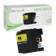 Brother LC105Y Super High Yield Yellow Ink Cartridge BGI Eco Series Compatible