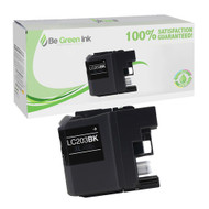 Brother LC203BK Black Ink Cartridge BGI Eco Series Compatible