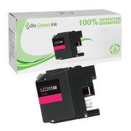 Brother LC205M High Yield Magenta Ink Cartridge BGI Eco Series Compatible