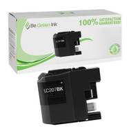 Brother LC207BK High Yield Black Ink Cartridge BGI Eco Series Compatible