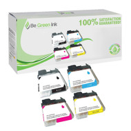 Brother LC65 Ink Cartridge 4-Pack Savings Pack BGI Eco Series Compatible