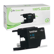 Brother LC71C OEM Cyan Ink Cartridge BGI Eco Series Compatible