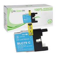 Brother LC79C Cyan Ink Cartridge BGI Eco Series Compatible