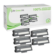 Brother TN780 High Yield Black Toner Cartridge Five Pack Savings Pack ($23.78/ea) BGI Eco Series Compatible